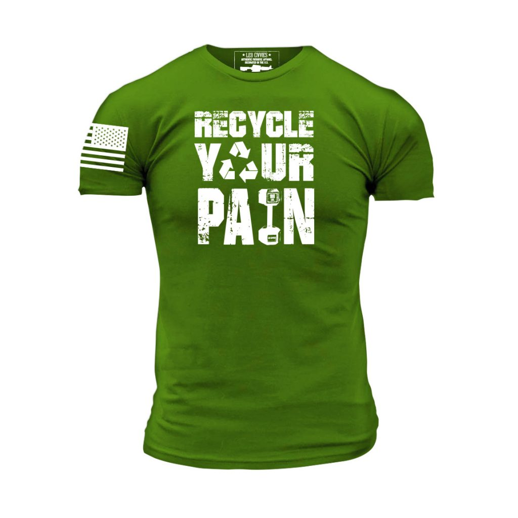 Recycle Your Pain Leo Civvies